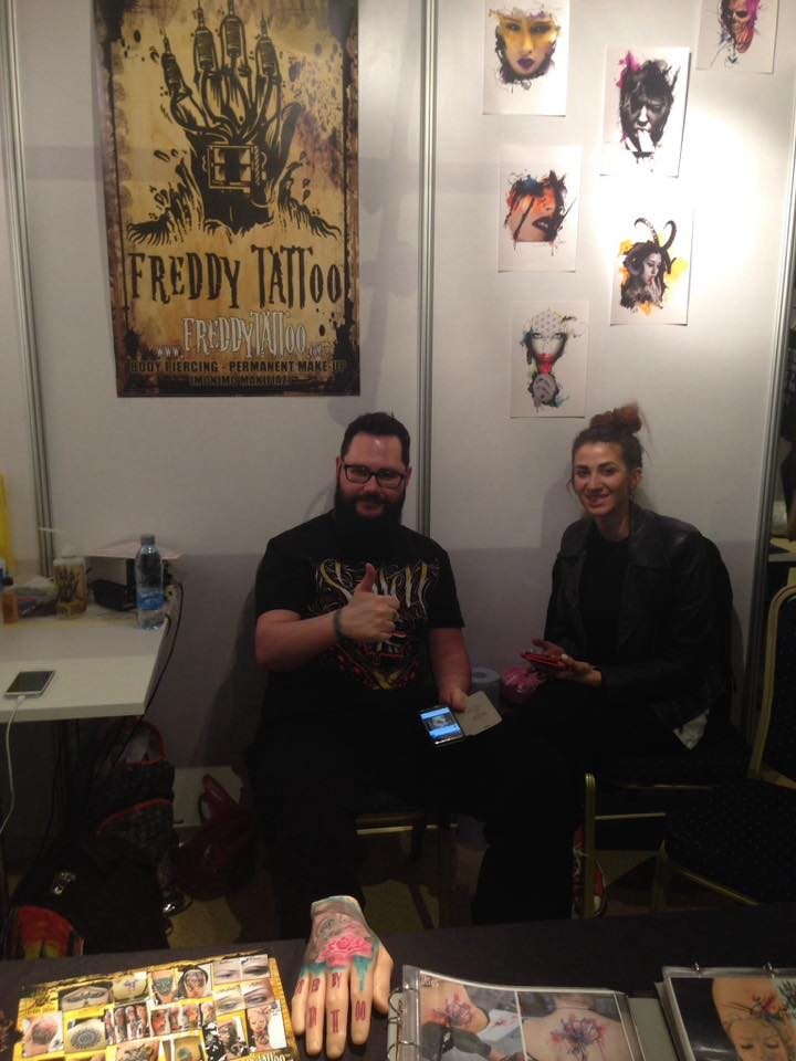 2nd International Tattoo Convention Cyprus 2015
