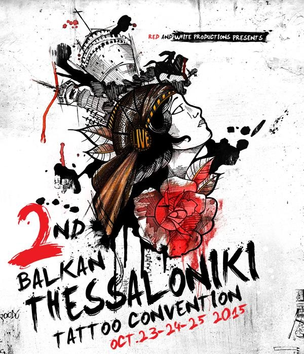 2nd balkan tattoo convention