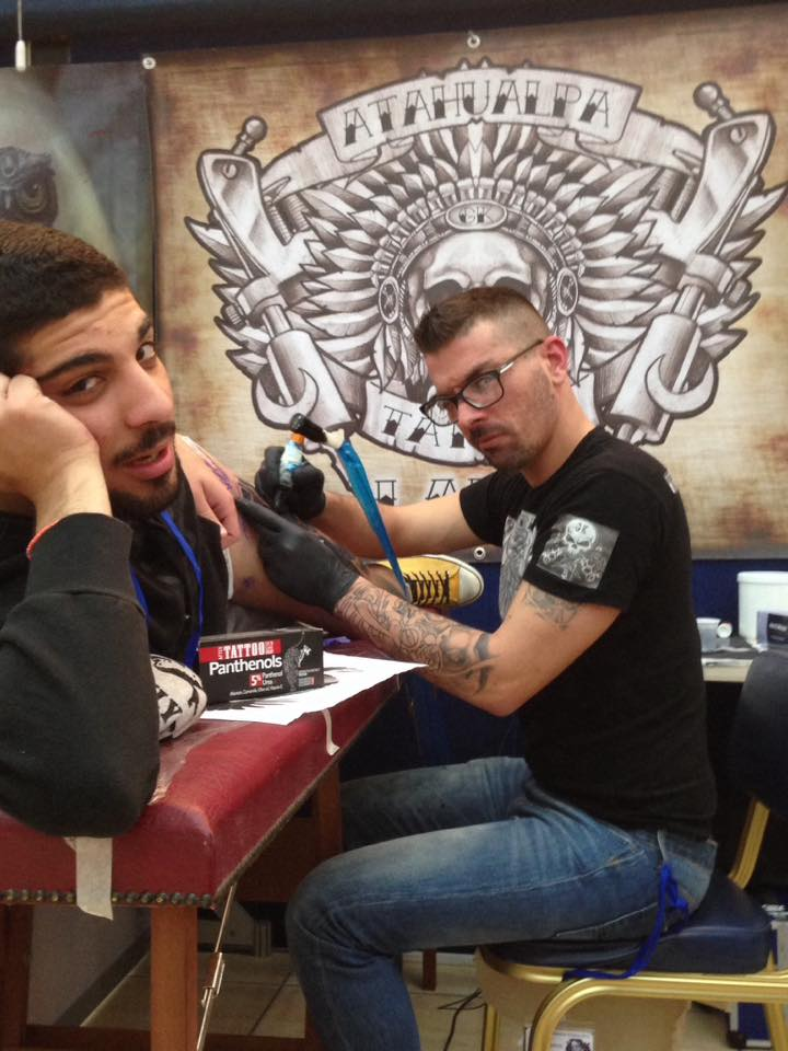 3rd annual tattoo convention cyprus