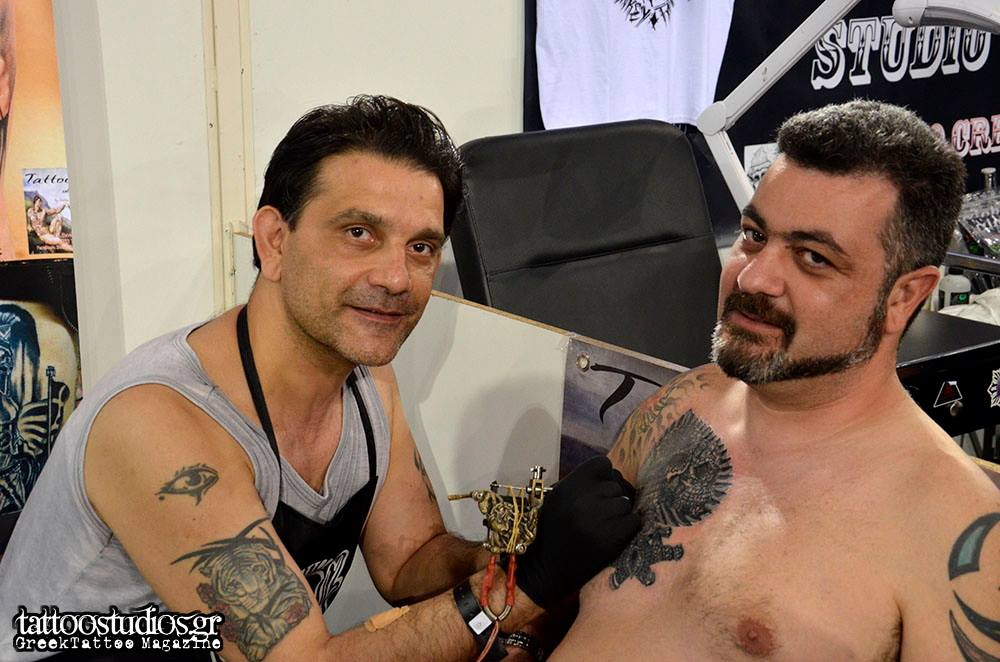 9th International Athens Tattoo Convention