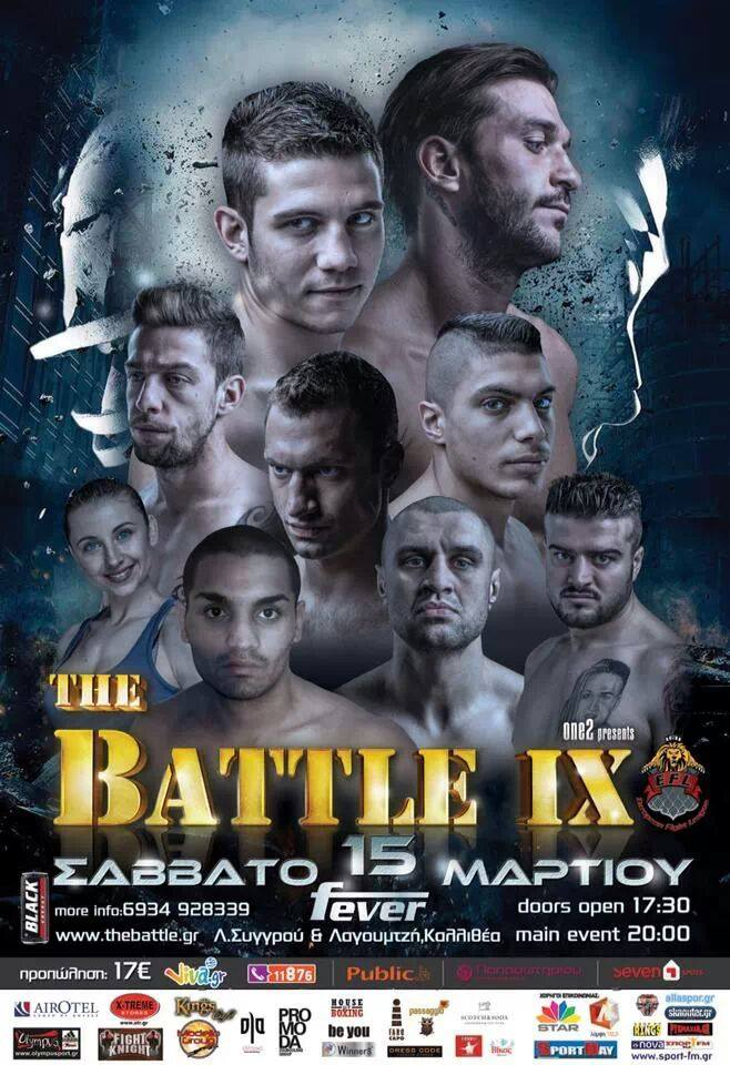 the battle 9