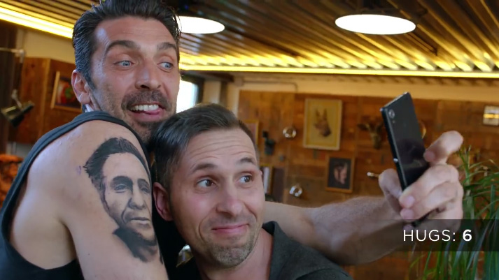 buffon tattoo