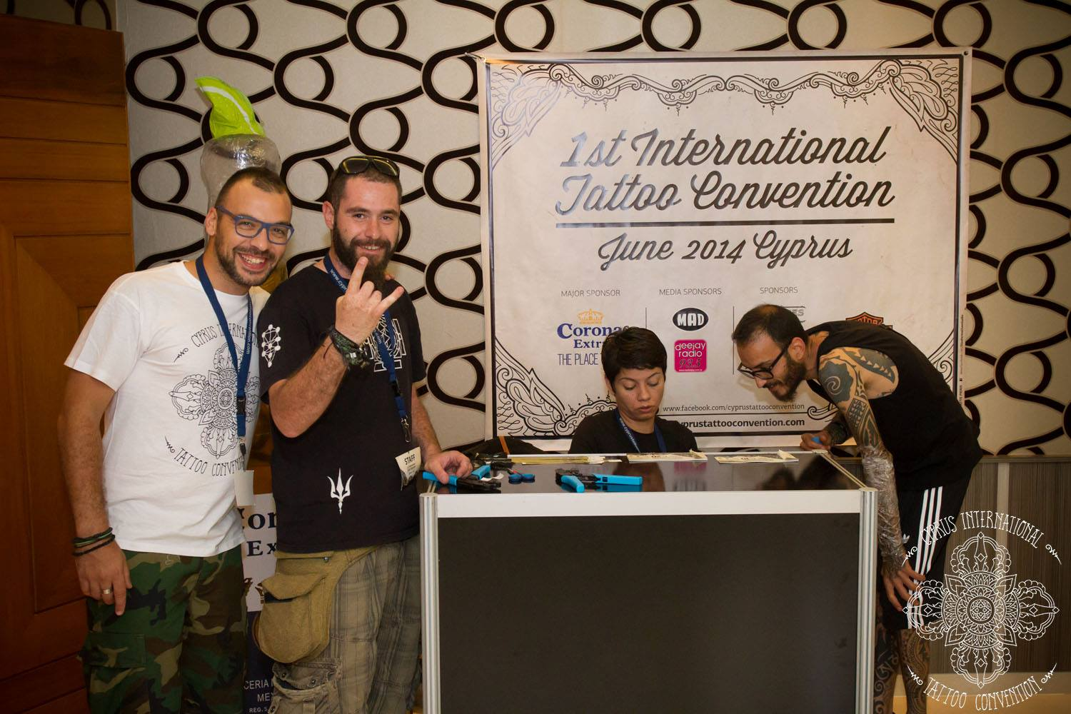 1st Cyprus International Tattoo Convention