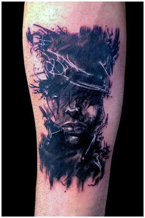 David Rodriguez tattoo